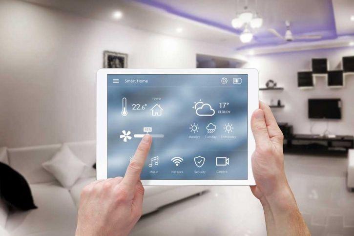 Smart Home Scene In India