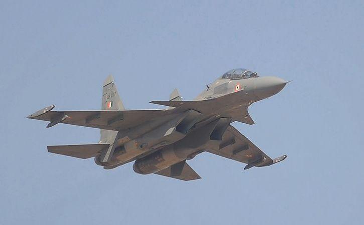sukhoi 30 shoot down pakistani drone