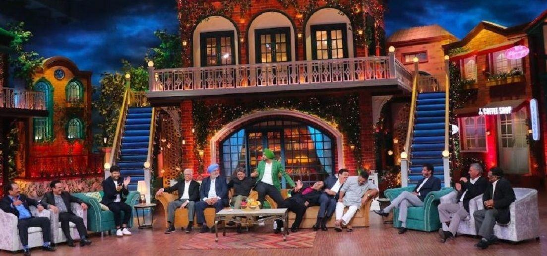 The Kapil Sharma Show:1983 World Cup Winning Team Take Over The