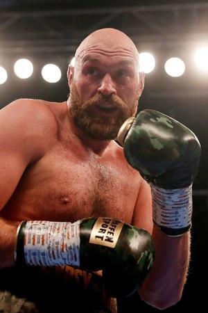 Tyson Fury has a heart