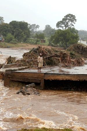 Zimbabwe Cyclone Which Has Take A Life Of More Than 200 People