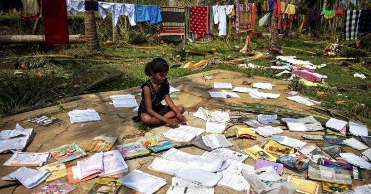20 Lakh Children Are Waiting For Schools To Reopen Across Puri After Cyclone Fani Destruction