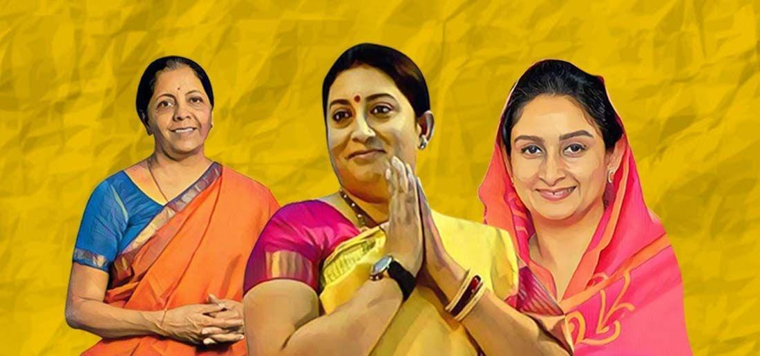 724 Women Contested Lok Sabha Polls, 78 Were Elected, Yet Only 3 Made It To Modi's Cabinet
