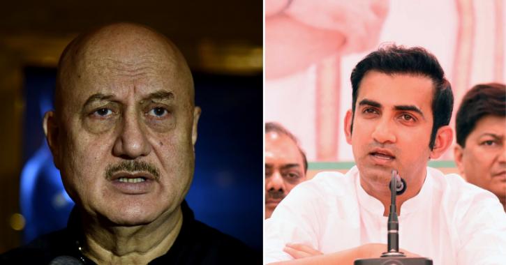 After Gautam Gambhir Condemns Assault On Muslim Man, Anupam Kher Says