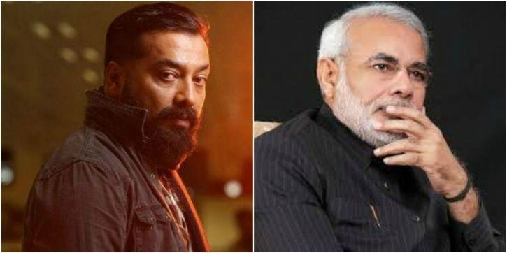 Anurag Kashyap and Modi