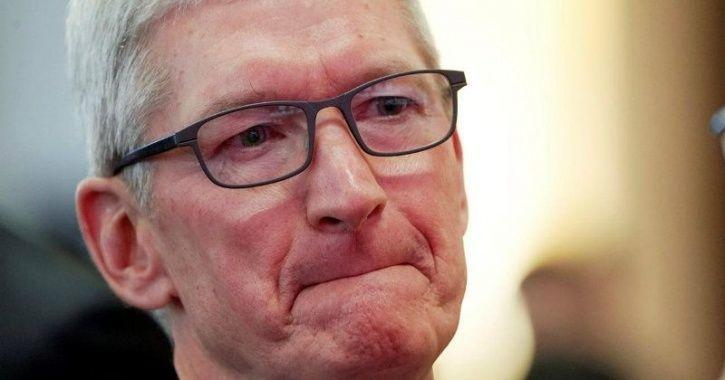 apple china ban tim cook ceo