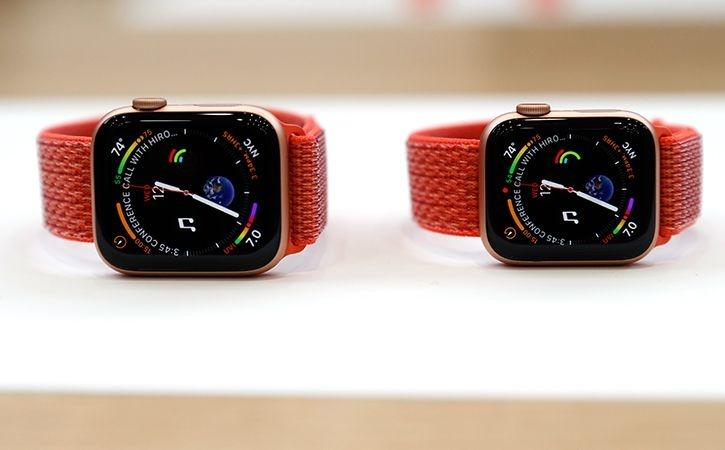 apple smart watch series 4
