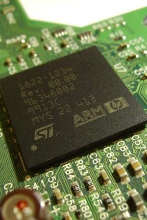 ARM Huawei ban