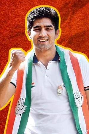 Better Sports Facilities Womens Safety Other Issues Congress Vijender Singh Wants To Work On