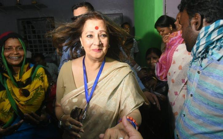 Bollywood celebrities contesting elections: Moon Moon Sen