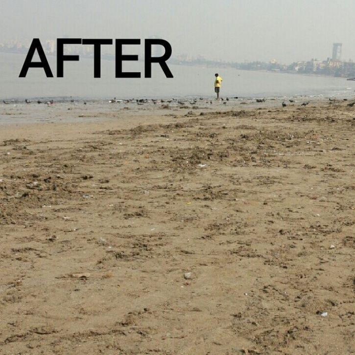 Dadra Beach Clean up
