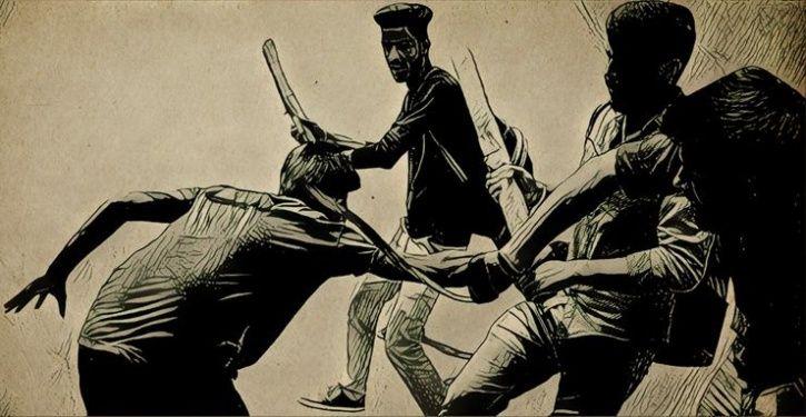 Dalit Beaten