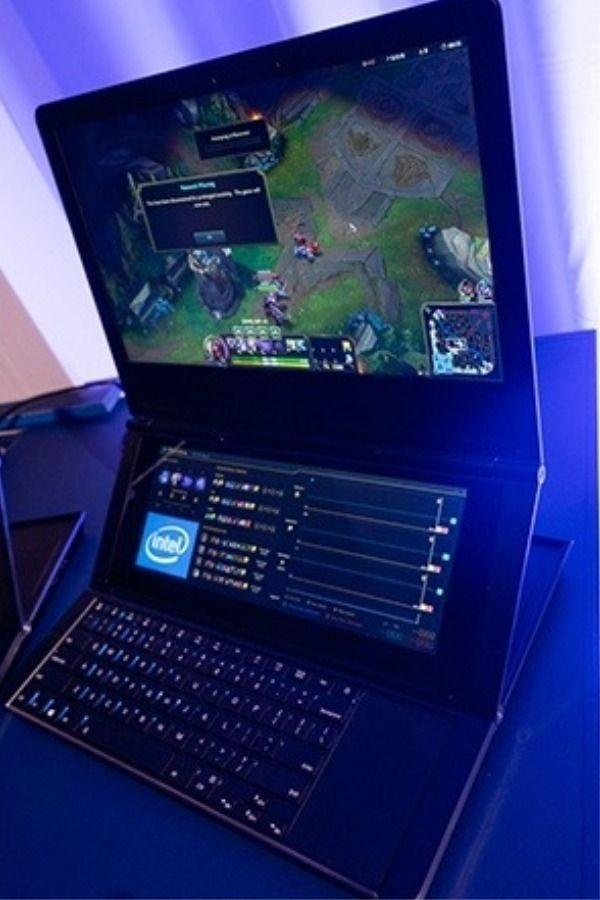 dual-screen laptops:Future Of Laptops Looks Exciting And