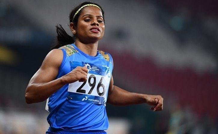 Dutee Chand Declares That She Will Not Buckle Under Family Pressure After Admitting To Being In A Sa
