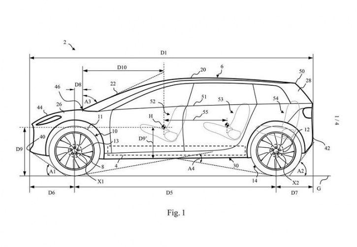 Dyson Electric Car Patents, Dyson
