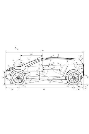 Dyson Electric Car Patents Dyson EV Dyson Electric Car EV News Auto News