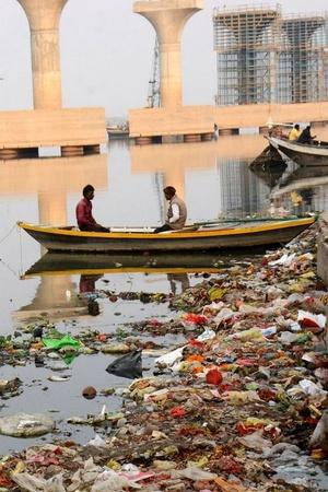 Fatal Bacteria Like E Coli Found In Excreta Has Contaminated Ganga To Dangerous Level