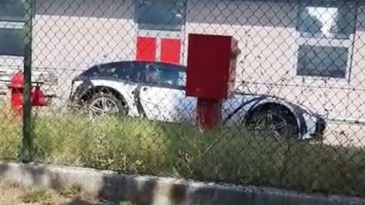Ferrari Purosangue, Ferrari SUV, Ferrari Purosangue Images, Ferrari Purosangue Spy Shots, Ferrari Pu