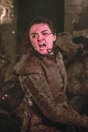 Game Of Thrones Actor Maisie Williams