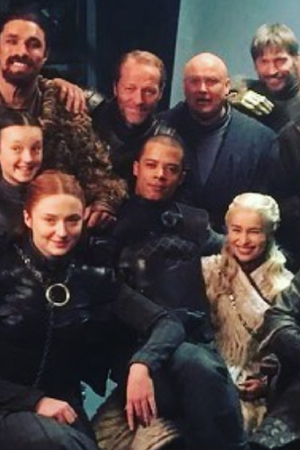 Game of Thrones cast says goodbye to the shows finale with emotional posts
