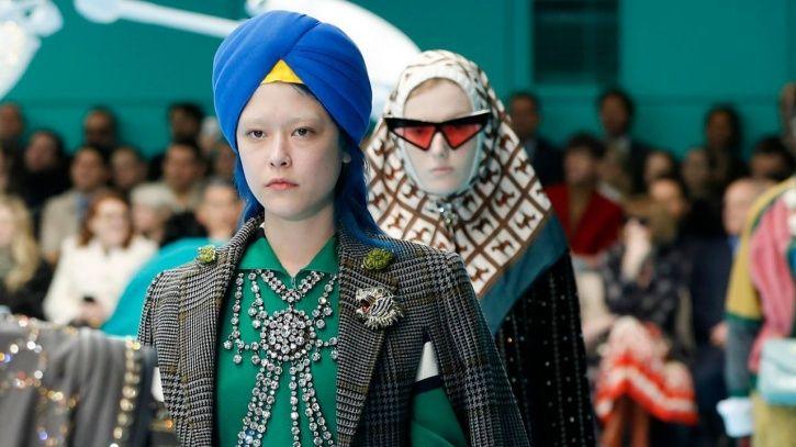 Gucci Sikh Turban