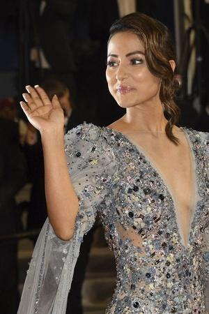 Hina Khan makes her debut at Cannes Film Festival 2019