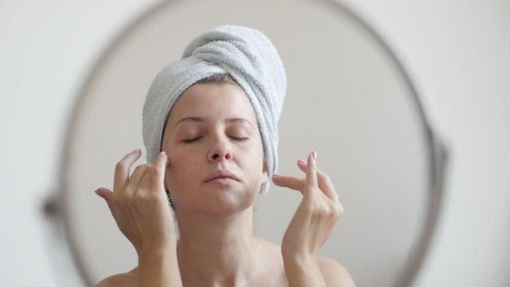 how to repair sunken eyes