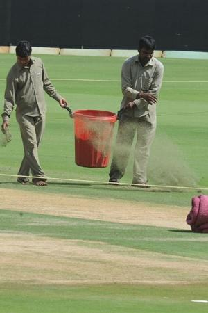 Hyderabad Pitch As Curator Promises A Sporting Wicket For IPL 2019 Final
