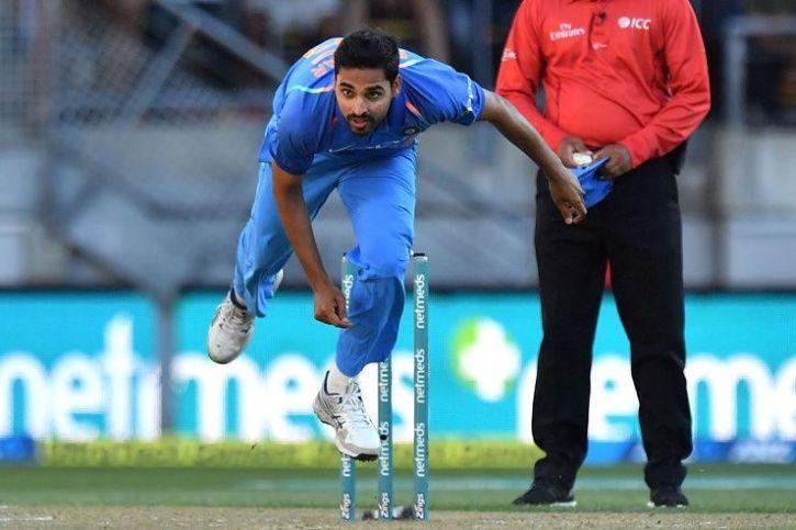 ICC World Cup 2019 Bhuvi