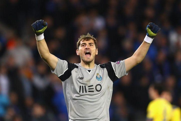 58d13e19db8 Real Madrid And Spain Legend Iker Casillas Rushed To Hospital After  Suffering Heart Attack