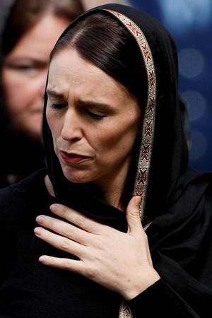 Jacinda Ardern Christchurch Call