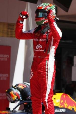 Jehan Daruvala Indian Formula 3 Winner Formula 3 Race 2 Winner Formula 3 Standings Team Prema F