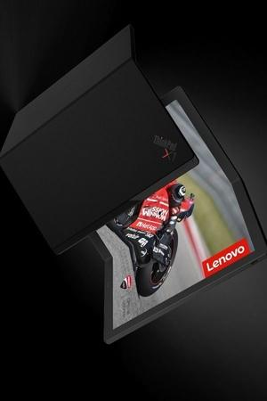 Lenovo foldable display PC