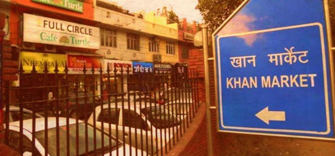 Man Writes To Rajnath Singh Seeking Name Change Of Historic Khan Market To Valmiki Market