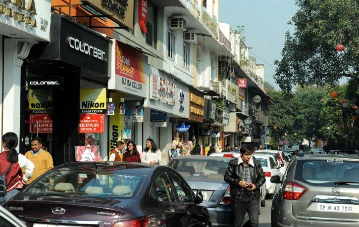 Man Writes To Rajnath Singh Seeking Name Change Of Khan Market To Valmiki Market