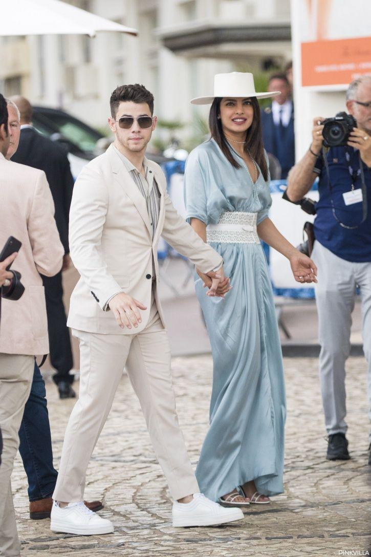 PC and Nick Jonas