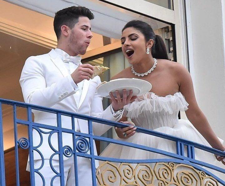 Priyanka Chopra and Nick Jonas walk red carpet for Cannes Film Festival 2019 with Riviera romance.