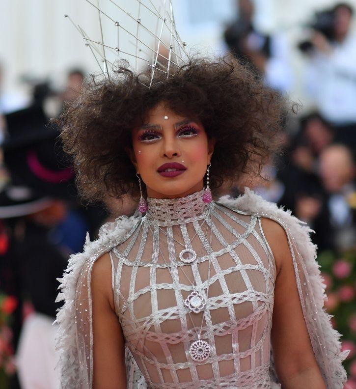 758c12d65 Priyanka Chopra:Indians Take Priyanka Chopra's Met Gala 2019 Look To ...