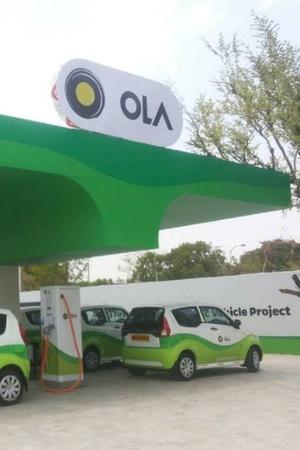 Ratan Tata Funding Tata Ola Funding Ola Electric Series A Funding Ola Electric Mobility EV News
