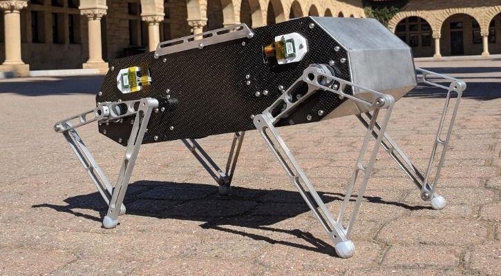 robotic dog Doggo