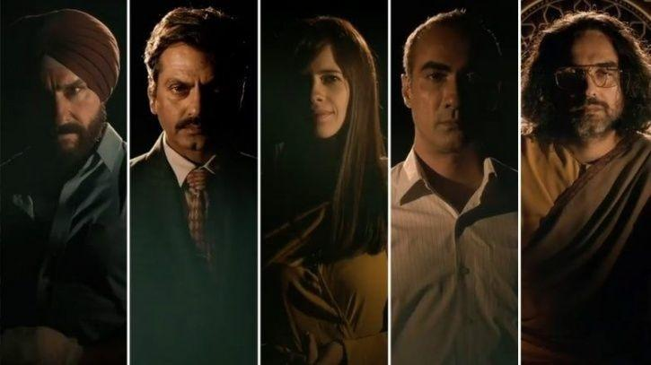 Sacred Games season 2 teaser is out. Meet the new cast.