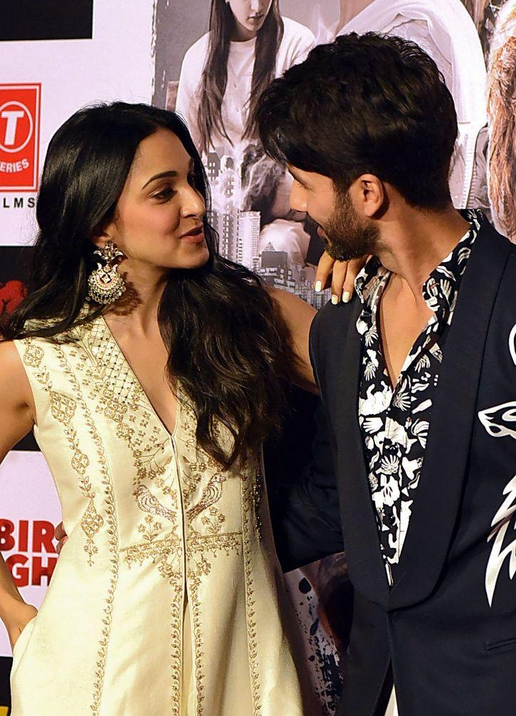 Shahid and Kiara