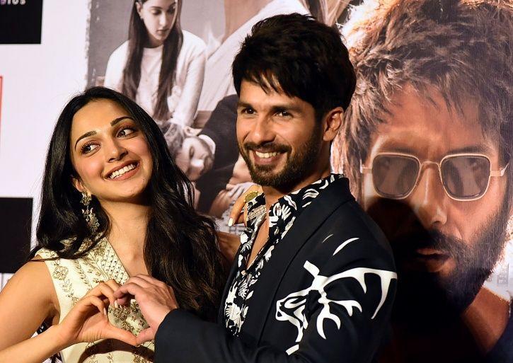 Shahid Kapoor and Kiara