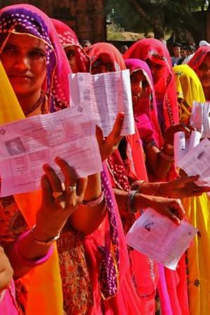 The 2019 Lok Sabha Elections Witnessed The Highest Ever Voter Turnout In India