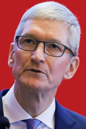 tim cook apple ceo china tariff us trade war iphone profits