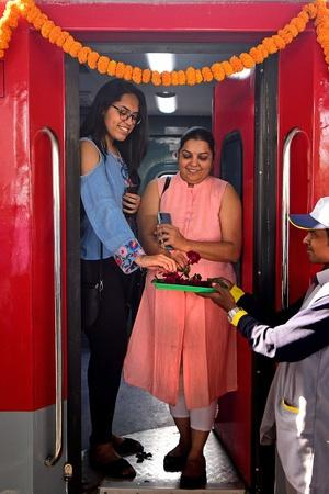 top train may get coaches for women and disabled