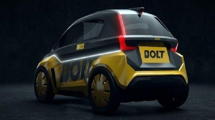 Bolt Nano Usain Bolt Launches Nano An Electric Two Seater Meant For