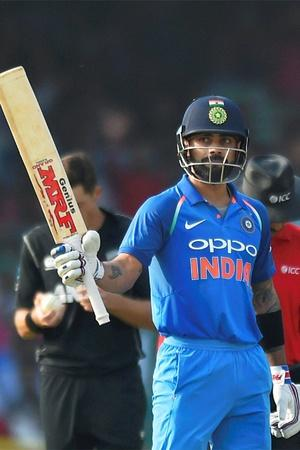 Virat Kohli is the best batsman right now