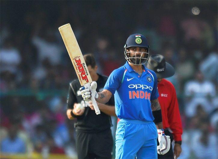 Virat Kohli is the best batsman right now