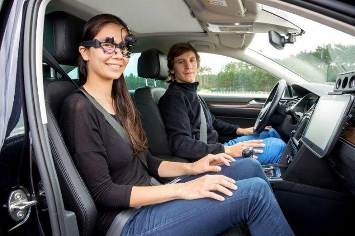 Volkswagen Autonomous Technology, Volkswagen Autonomous Vehicles, Volkswagen Anti-Vomit Testing, Vol